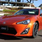 トヨタ86の7色カラーバリエーションが実車画像で見れます! 【保存版】 - オレンジM