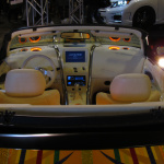 タイヤをドレスアップする新感覚スプレー【名古屋オートトレンド2011】 - 名古屋オートトレンドペイントスター08