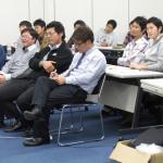 潜入! アップガレージの漫才研修(予選) - アップガレージ漫才研修2012予選7