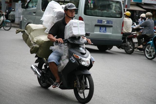 ベトナムバイク事情09