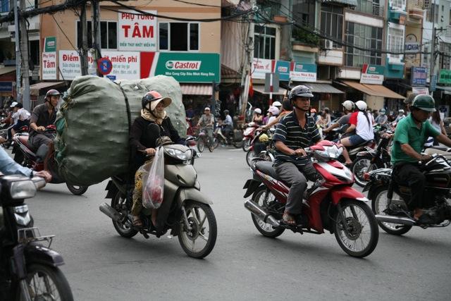 ベトナムバイク事情10
