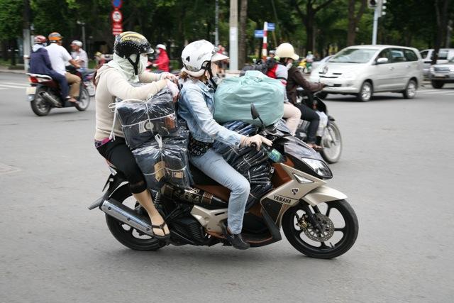 ベトナムバイク事情02