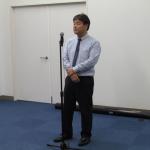 潜入! アップガレージの漫才研修(予選) - アップガレージ漫才研修2012予選8