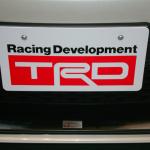 86(ハチロク)&BRZ用パーツのTRD「ドアスタビライザー」ってなんだ?【2012東京オートサロン2012】 - 86-6