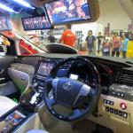 TSY-Factoryのヴェルファイア「光の宝石箱」はLEDがスゴいことになってた! - TSY-Factory札幌カスタムカーショー2012_01