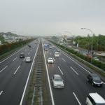 原発事故でガソリン価格が下がる? - 20110503東北道