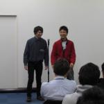 潜入! アップガレージの漫才研修(予選) - アップガレージ漫才研修2012予選6