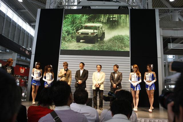 「トヨタ86や電気自動車も参戦! 哀川翔率いる「TEAM SHOW」発進! 」の4枚目の画像