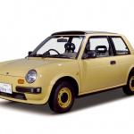 Be-1、パオ、フィガロ 日産パイクカー3兄弟の型式が何か知ってますか? - BK10