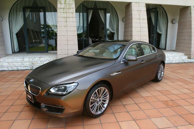 BMW bmw 6シリーズ グランクーペ カスタム : news.livedoor.com