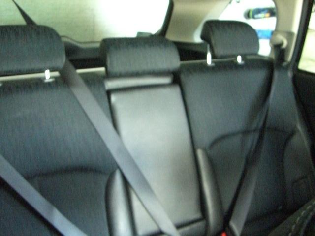 後部 座席 シート ベルト