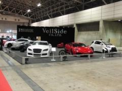 【超速報!東京オートサロン2011】 早出し出展車両情報「ヴェイルサイド」 のパーマリンク