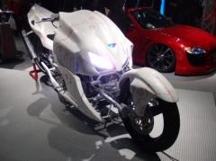 【大阪オートメッセ2011】2輪車ダイジェスト!「バイク」 のパーマリンク