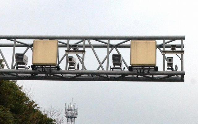 【オービス情報】東名高速道路下り【沼津IC~富士IC】