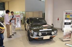 ラリー・モンテカルロ・ヒストリック参戦プロジェクト TE27スプリンタートレノ