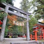 北畠神社 入り口の鳥居