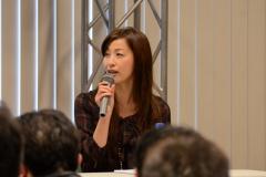 美人すぎるカーライフ・エッセイスト吉田由美さんがシンポジウムに登場 ...