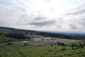 道の駅『ぐるっとパノラマ美幌峠』遠景