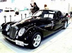 【EV JAPAN】一回の充電で550km走行OK!! EVの未来を感じさせる秀作『550 REVolution』をスクープ撮! のパーマリンク