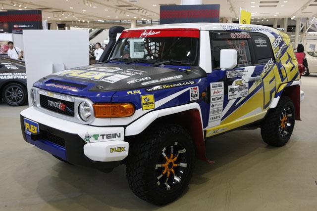 「トヨタ86や電気自動車も参戦! 哀川翔率いる「TEAM SHOW」発進! 」の5枚目の画像