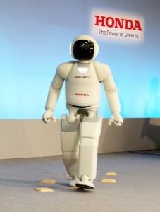 ホンダ『ASIMO type R』ともいえるほど進化した新型アシモ発表(※ただし原発での作業は…) のパーマリンク