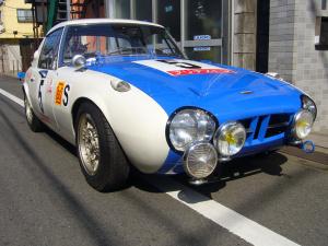 トヨタ・スポーツ800の画像 p1_4