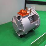 レアアースを使わないEV向けSRモーターが登場 【オートモーティブワールド2012】 - SR01