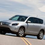 トヨタのRAV4 EVは世界でもっとも空力性能に優れたSUV - Toyota_RAV4_EV