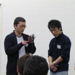 潜入! アップガレージの漫才研修(予選) - アップガレージ漫才研修2012予選1