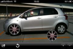 キミの愛車にマッチンコ!「e-Wheel Match for iPhone App」 のパーマリンク