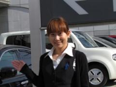 【東京-大阪i-MiEVで航続距離に挑戦】本日最初のチャージポイントは日産プリンス静岡販売中吉田店で看板娘は下山茜さんです のパーマリンク