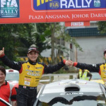 プロトンクスコ、APRCマレーシアラリーをクラス優勝! - マレーシアをクラス優勝プロトンクスコラリーチーム