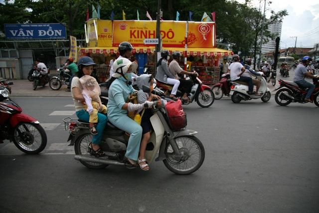 ベトナムバイク事情13