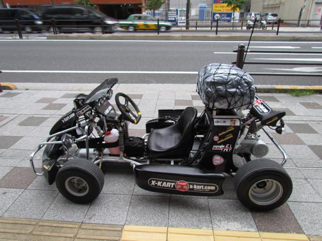 X,Kart北海道札幌カスタムカーショー3