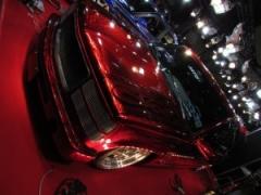 【大阪オートメッセ2011】「まるで塗装の宝石箱やぁ〜」大技、小技がボディに炸裂したARTISのサバーバン のパーマリンク