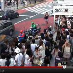 リアル・マリオカートしてみました!【X-Kart@渋谷・原宿・表参道】 - マリカー