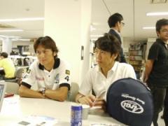 谷口信輝と柳田真孝が9月10日、11日のスーパーGT第6戦in富士スピードウェイへの豊富を語る のパーマリンク