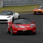 使われるタイヤが気になる【EV全日本選手権レース2011予選】 - EV青山2