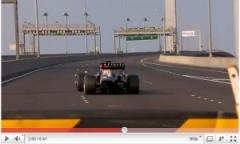 F1マシンがオーストラリアの公道を激走【マーク・ウェーバー】 のパーマリンク