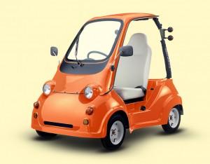 マイクロカー光岡 光岡自動車が以前に発売していたマイクロカー そこで、というわけではない...