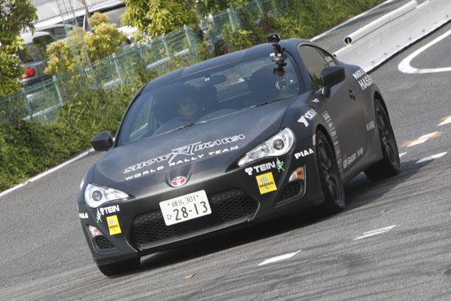 「トヨタ86や電気自動車も参戦! 哀川翔率いる「TEAM SHOW」発進! 」の3枚目の画像