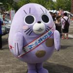 久喜で彩の国おたからまつり開催。埼玉のB級グルメや痛車も登場しました - 彩の国おたからまつり_ゆるきゃら1
