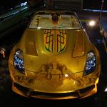 タイヤをドレスアップする新感覚スプレー【名古屋オートトレンド2011】 - 名古屋オートトレンドペイントスター02
