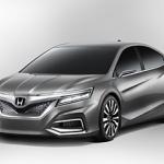 ホンダが中国向け量産コンセプト2台を世界初公開【北京モーターショー2012】 - honda_concept-c