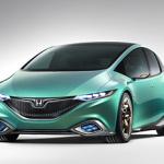ホンダが中国向け量産コンセプト2台を世界初公開【北京モーターショー2012】 - honda_concept-s