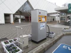 【東京-大阪i-MiEVで航続距離に挑戦】早速ですが海老名SAで充電できないトラブルが発生しました。 のパーマリンク