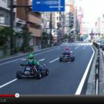 リアル・マリオカートしてみました!【X-Kart@渋谷・原宿・表参道】 - mario3