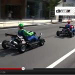 リアル・マリオカートしてみました!【X-Kart@渋谷・原宿・表参道】 - mario4