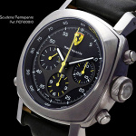 クリスマスはフェラーリの高級腕時計が欲しい。ただし、ミライースやデミオが余裕で買える価格ですが - フェラーリウォッチ
