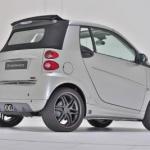 スマート・ブラバスに10周年記念モデルが登場! - smart and BRABUS01001